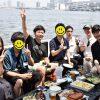 【メルマガ限定企画】起業家総勢23人でクルーザーBBQ懇親会を開催しました。