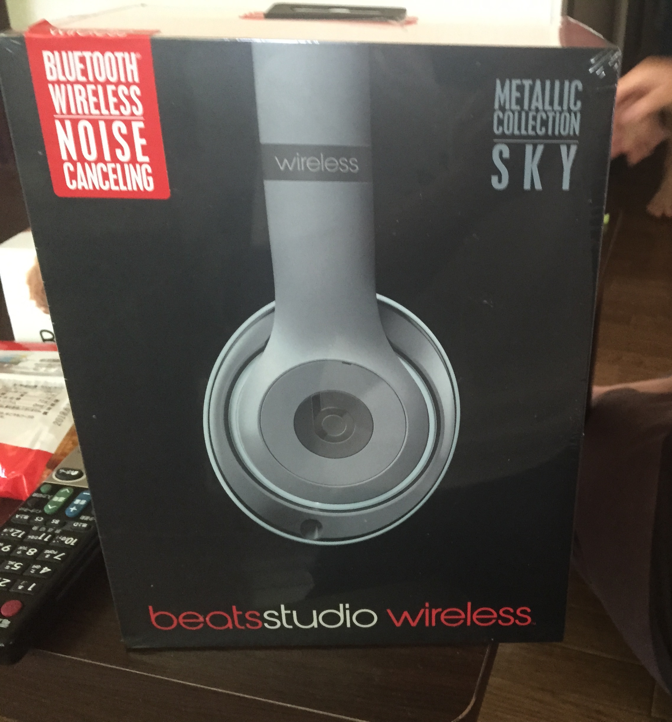 beats studio wireless シルバー